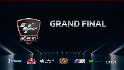 MotoGP™ eSport Championshipのファイナルラウンド
