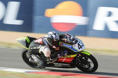 Road to MotoGP™: Jespersen to debut as a Rookie