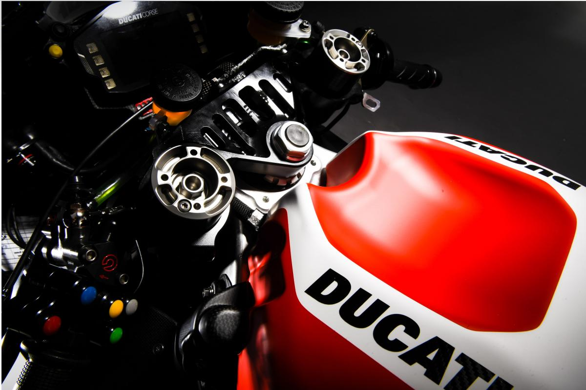 2018 Ducati Team launch with free LIVE streaming | MotoGP™