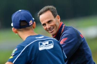 HRC announce Puig as Team Manager of the Repsol Honda Team