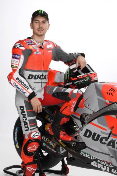 Ducati Team 2018 Launch