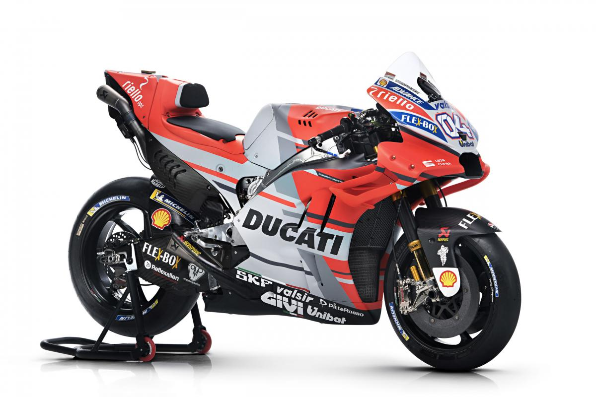 All Ducati Motorcycles