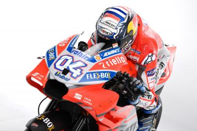 "Dovizioso: ""The target is to fight for the Championship"""