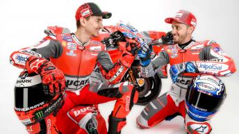 Ducati Team 2018 Launch