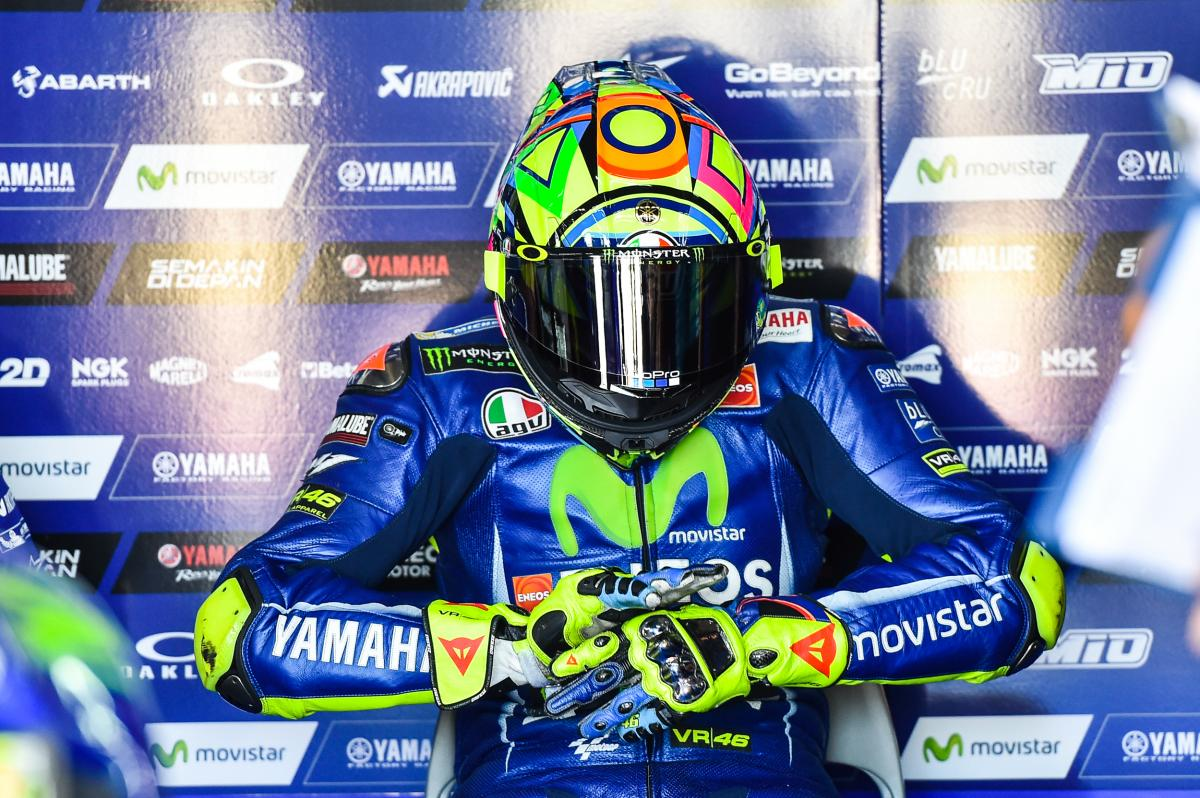 Rossi Nominated For Comeback Of The Year Motogp