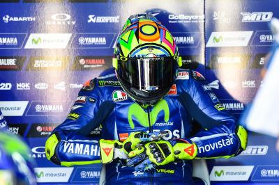 Rossi nominated for comeback of the year