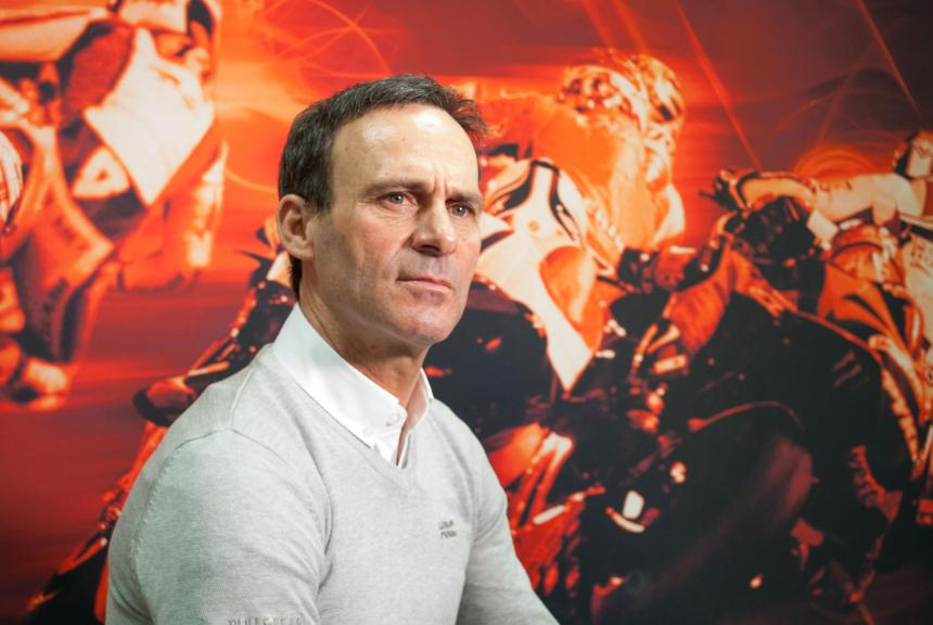 Alberto Puig - Interview