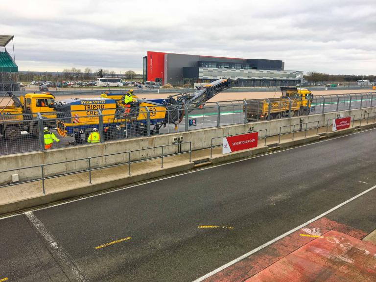 Silverstone - New Track