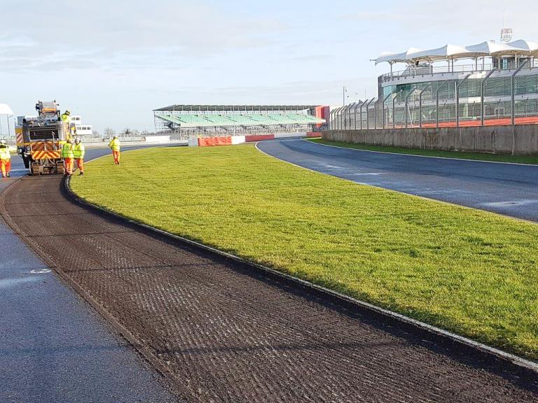 Silverstone - New Track