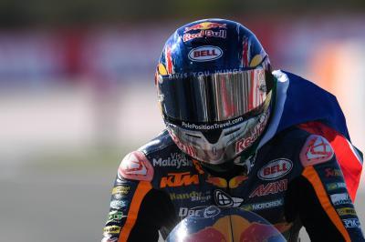 "Binder: ""The KTM is the best bike in the field"""