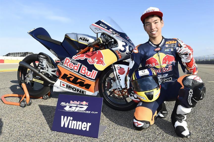Kazuki Masaki, RBA
