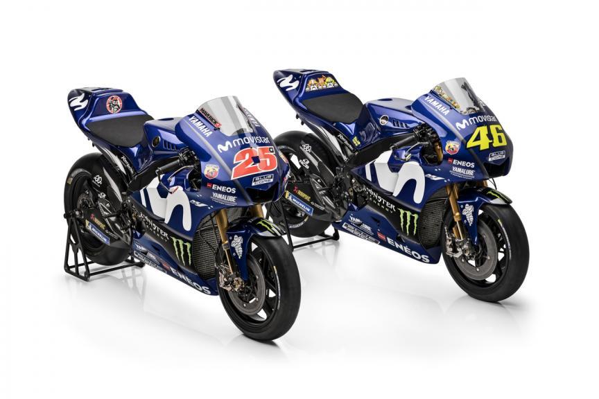 Movistar Yamaha MotoGP 2018