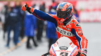 Petrucci to change team in 2019?
