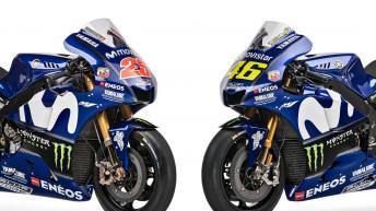 Movistar Yamaha MotoGP 2018 Launch
