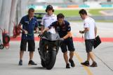 Sepang Private Factory Test, Honda RC213V