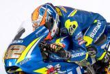 Alex Rins, Team Suzuki Ecstar, 2018 launch