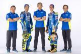Andrea Iannone, Alex Rins, Team Suzuki Ecstar, 2018 launch