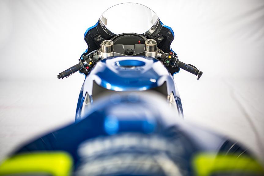Suzuki GSX-RR 2018, Team Suzuki Ecstar, 2018 launch