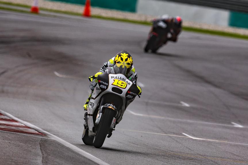 Alvaro Bautista, Angel Nieto Team, Sepang MotoGP™ Official Test
