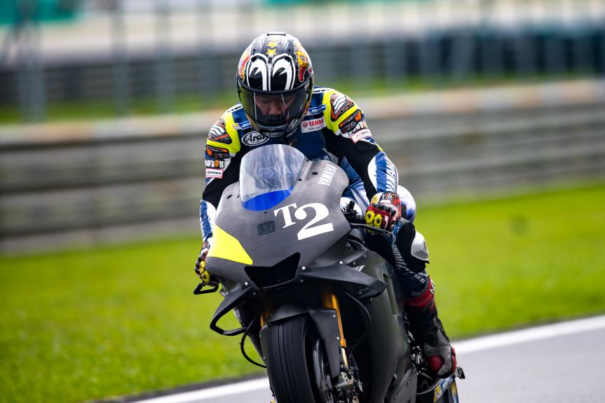 Yamaha Test, Sepang MotoGP™ Official Test