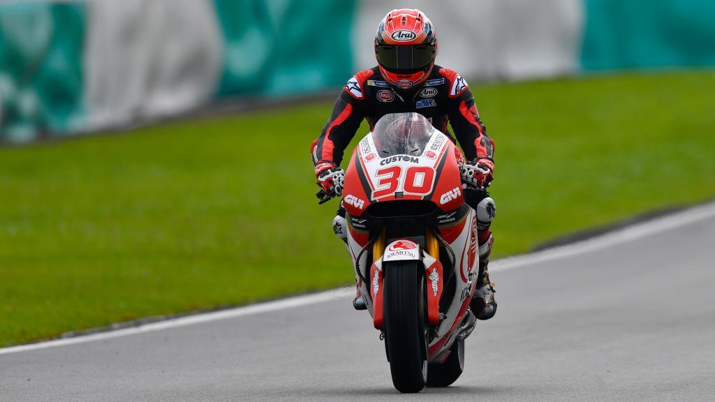 Takaaki Naakagami, LCR Honda Idemisu, Sepang MotoGP™ Official Test