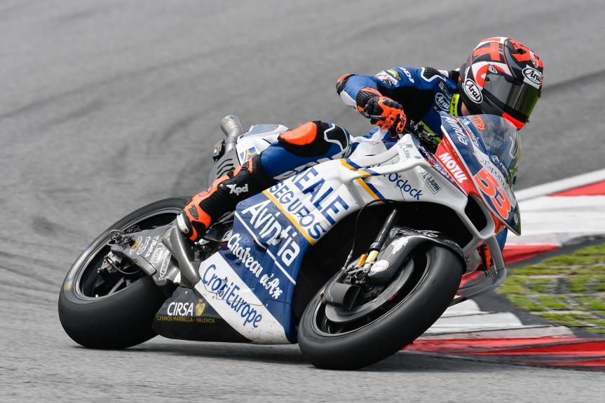 Tito Rabat, Reale Avintia Racing, Sepang MotoGP™ Official Test