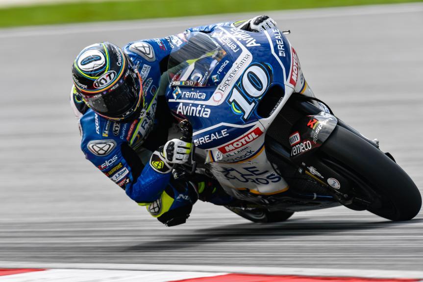 Xavier Simeon, Reale Avintia Racing, Sepang MotoGP™ Official Test