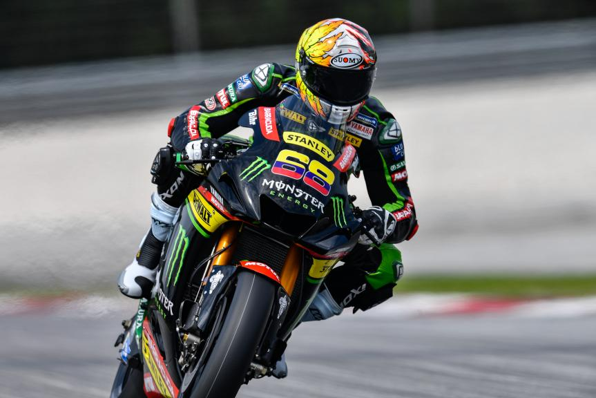 Yonny Hernandez, Monster Yamaha Tech 3, Sepang MotoGP™ Official Test