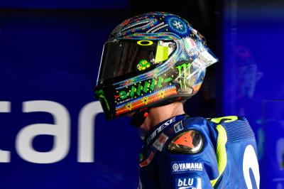 """Rossi: """"I like the chassis a lot"""""""