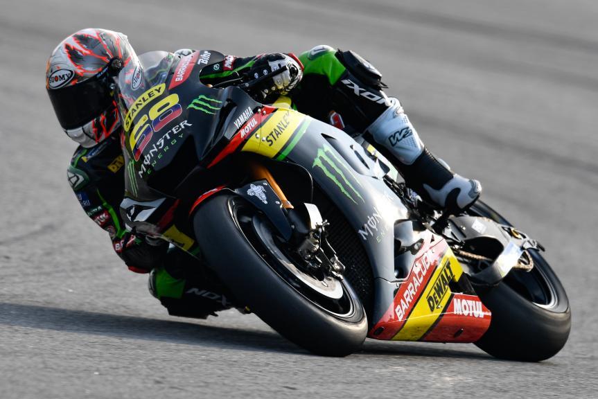 Yonny Hernandez, Monster Yamaha Tech 3, Sepang MotoGP™ Official Test