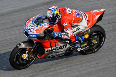 Dovizioso: 'We've improved the feeling more""