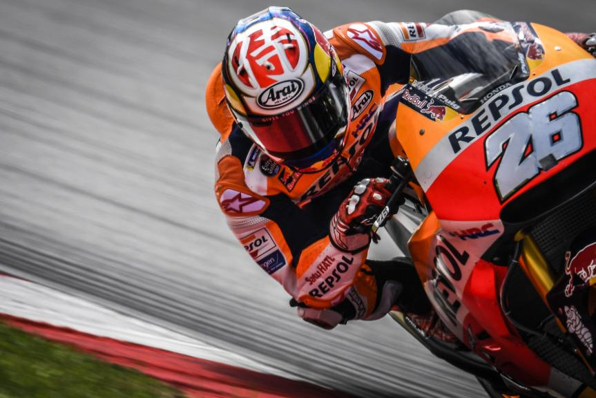 Dani Pedrosa, Repsol Honda Team, Sepang MotoGP™ Official Test