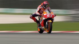 The final update of the day from the Sepang International Circuit in Malaysia!