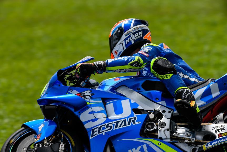 Alex Rins, Team Suzuki Ecstar, Sepang MotoGP™ Official Tes