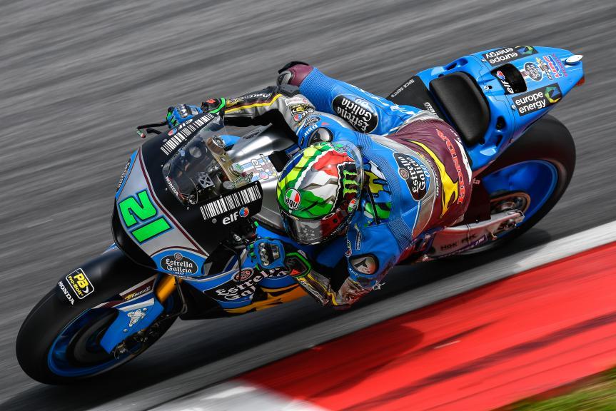 Franco Morbidelli, EG 0,0 Marc VDS, Sepang MotoGP™ Official Test