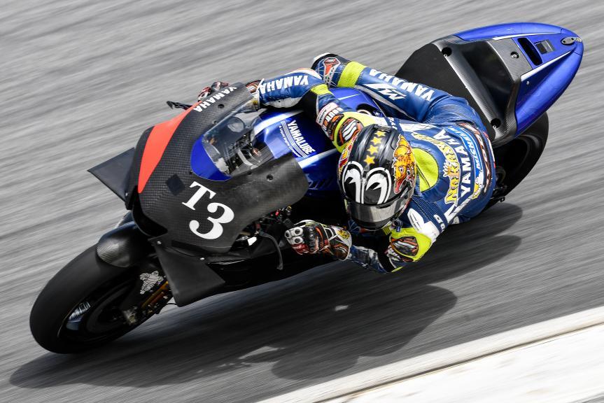 Movistar Yamaha MotoGP, Sepang MotoGP™ Official Test