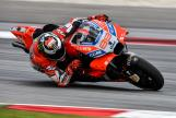 Jorge Lorenzo, Ducati Team, Sepang MotoGP™ Official Test