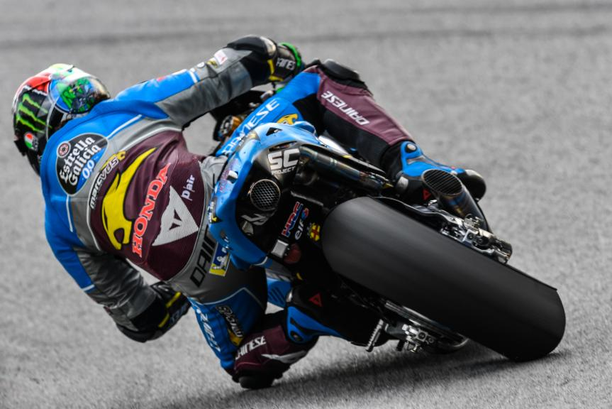 Franco Morbidelli, EG 0,0 Marc VDS, Sepang MotoGP™ Official Test