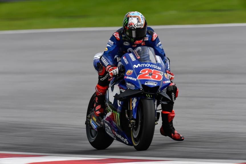 Maverick Viñales, Movistar Yamaha MotoGP, Sepang MotoGP™ Official Test