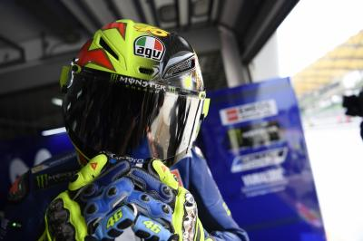 Will Rossi continue in MotoGP™ beyond 2018?