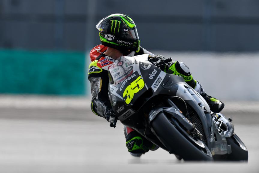 Cal Crutchlow, LCR Honda, Castrol, Sepang MotoGP™ Official Test