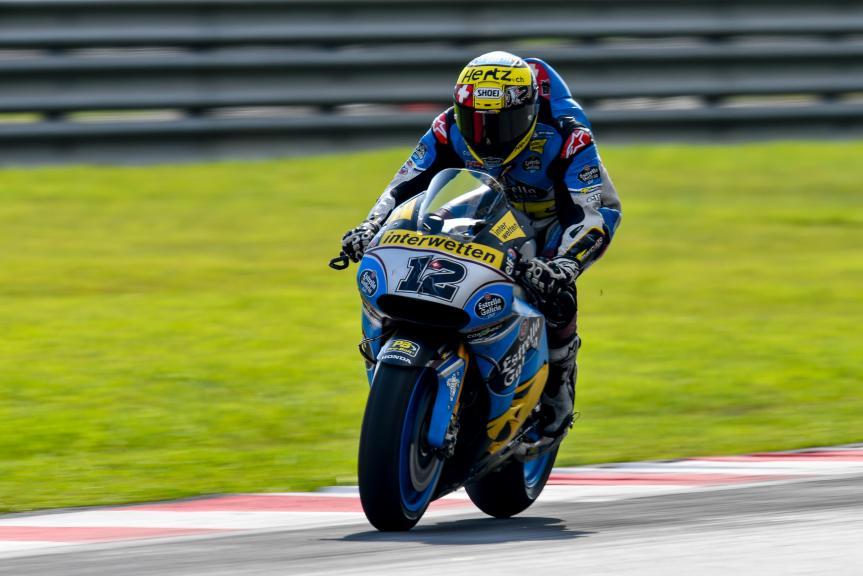 Thomas Luthi, EG 0,0 Marc VDS, Sepang MotoGP™ Official Test