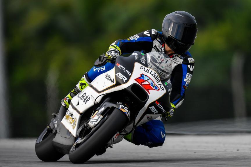 Karel Abraham, Angel Nieto Team, Sepang MotoGP™ Official Test