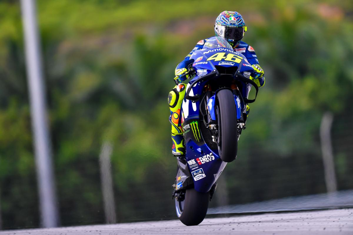 "More difficult Day 3 for Yamaha: ""Hard work, but good work"" 