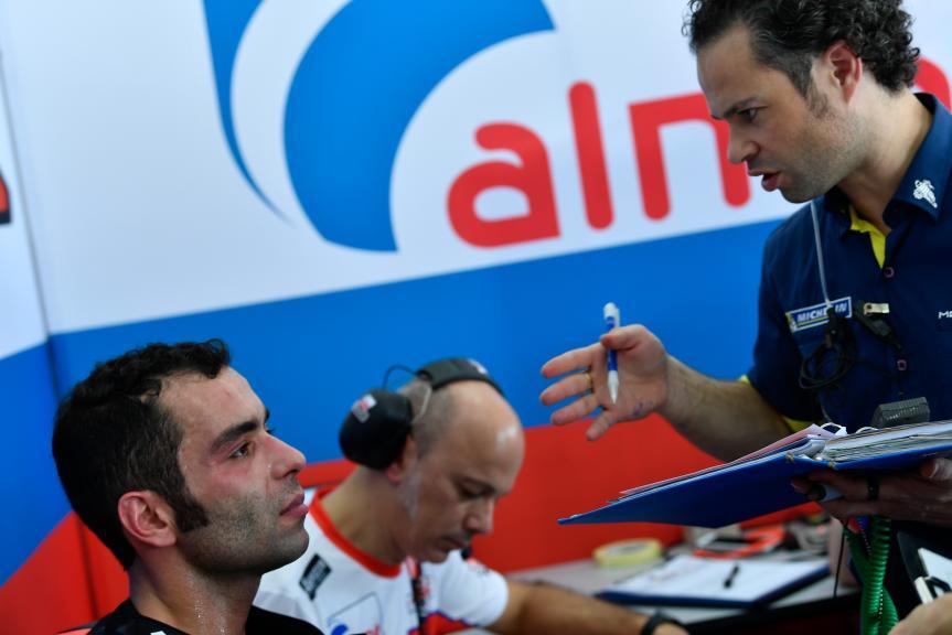 Danilo Petrucci, Alma Pramac Racing, Sepang MotoGP™ Official Test