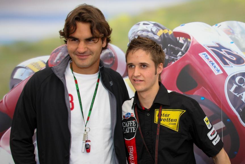 Federer & Luthi, 2008