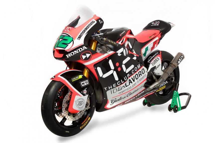 Forward Racing Team 2018 launch