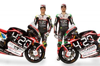 Se presenta el Forward Racing Team 2018