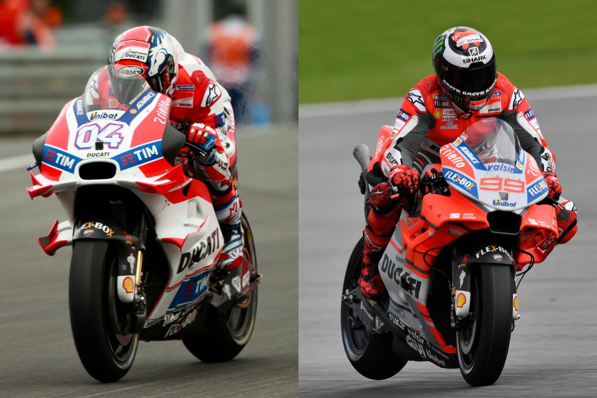 aero fairings vs wings what 39 s the difference motogp. Black Bedroom Furniture Sets. Home Design Ideas