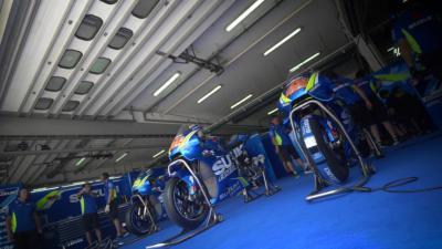 Suzuki Ecstar Sepang MotoGP™ Testing
